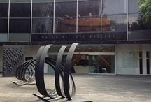 Museo de Arte Moderno / Museo de Arte Moderno, wonderful museum, very well curated exhibitions, outdoor sculpture garden, library, great staff, a very high rating of hospitality!  Website: http://www.mam.org.mx/ Twitter: @amigosmam