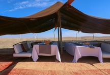 Glamping in Morocco