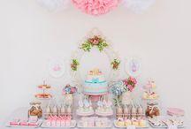 {Sweet Table} Girly Girl Pink