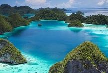 Tempat yang ingin saya kunjungi / travel