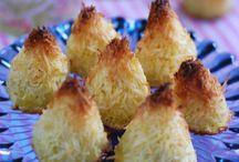 Cones de coco