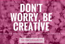 Network Marketing Guide for Crafters / Great content to help creatives learn how to use network marketing to expose their crafts online.