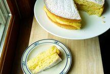 Cake, cake, cake...