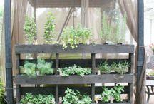 Pallet Herb Gardens niki