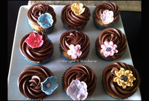 Hankerie's featured Cupcakes / Special-made Cupcakes for occasions and celebrations.