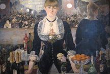 Édouard Manet (1832-1883) / Art from France.