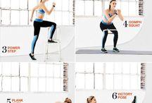 Run strength training