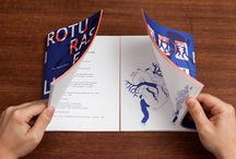Print & Folded / Print, folded and graphics for inspiration