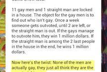 LGBTQ+ humor