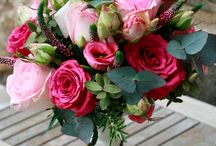 Floristry / Beautiful flowers to inspire and make me smile