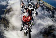 flight Paragliding crete / Πτήση με διθέσιο αλεξίπτωτο πλαγιάς στην Κρήτη