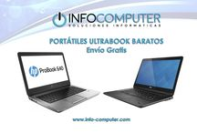 Portátiles Ultrabook Baratos / Los mejores ultrabooks baratos y portatiles ultrabook los encontrarás en Infocomputer. Si necesitas un ultrabook barato, este es tu sitio.