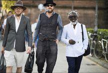 Men style / fashion street style men