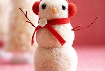 Holiday Crafts - Christmas / by Wendy Kastner