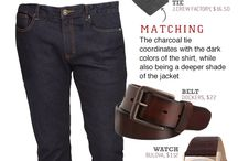 Men's travel fashion / More than just jeans and tees...