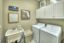 Lovely Laundry Rooms by ICI Homes / Laundry Rooms that make you want to do laundry!