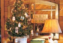COUNTRY CHRISTMAS / by Cheryl Ohms