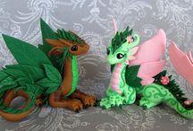 dragões e dinossauros