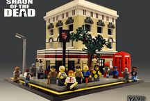 Movies in Lego / Famous films recreated with Lego