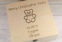 Gift boxes / cajas de regalo