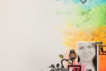 """◄Couleurs & Textures► FLORILÈGES DESIGN / Voici les créations de nos Muses""""Couleurs & Textures"""" http://florilegesdesign.canalblog.com/ http://www.florilegesdesign.com/"""