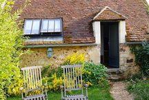 Maisons du Perche. / Déco et jolies maisons dans la région du Perche en Normandie.