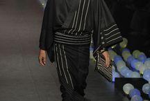 Man Fashion Japan Culture