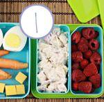 Kids lunch/meal ideas / by Jennifer Mendoza