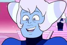 Holly Blue Agate Steven Universe