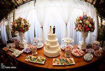 Wedding: Mesa de Doces