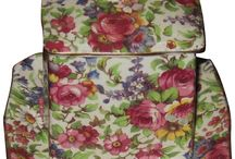 Chintz / English Chintz pattern china is a longtime favorite for collectors