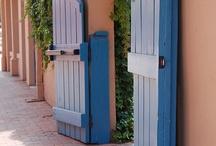 Doors & Gates / by Patricia McLinn