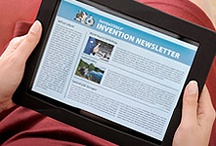 InventHelp Newsletters / InventHelp articles about inventors and inventing from InventHelp, as seen in our monthly newsletters. Topics include: invention history and fun facts; tips and recent trends in innovation; inventor profiles; and more! / by InventHelp