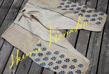 Ikumi Nonaka Collection Ottoman Embroidery