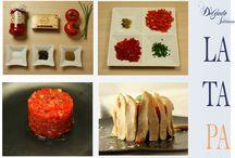 Las recetas de Grupo Delgado / Con nuestros productos Gourmet como: conservas de La Brújula, Ramón Peña,Leyenda, La Gansa... ¡podrás inspirarte y elaborar tapas muy especiales!