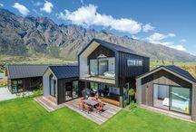 Te Anau House ideas