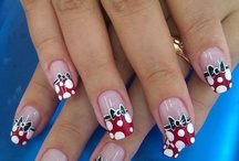 Disney nails / by Patti Gonyou