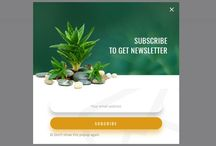 Subscribe popup inspiration