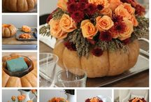 home decorations and centerpieces