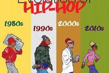 hip hop / by Myntons