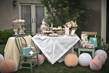 Bridal Showers / by Maren Nelson
