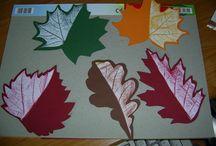 Ősz - dekoráció