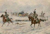 Chasseurs a cheval de la Garde Impériale / Strzelcy konni gwardii