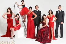 Keeping up with the Kardashians / by Merlyn Alexander