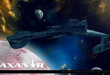 Klingon Ships / Ships of the Klingon Fleet in Star Trek: Axanar