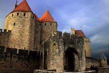 Carcassonne - France / Photos prises à Carcassonne