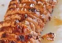 Food ~ Pork Dinners