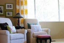 Curtain Ideas / by Cinda Bryant