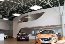 Design of car centers