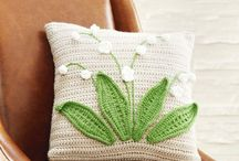 knit&crochet pillows